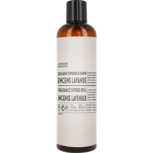 La Compagnie de Provence Fragrance Diffuser Incense Lavender Refill 300 ml Raumduft