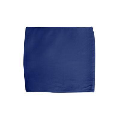 Carmel Towel Company C1515 Square Super Fan Rally in Navy Blue   Cotton