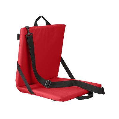 Liberty Bags FT006 Stadium Seat in Red | Polyester