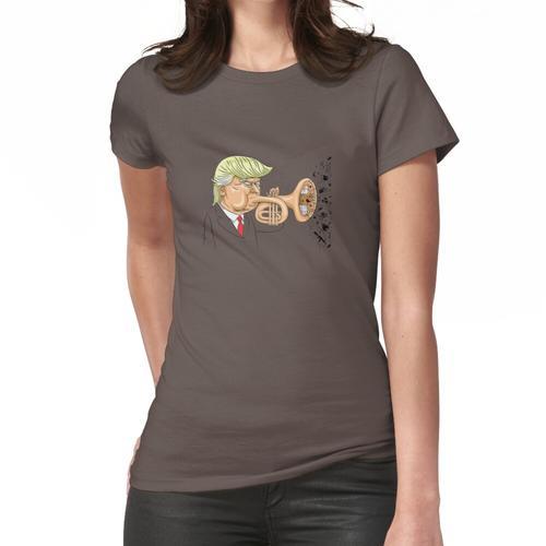 Trompete Trompete Frauen T-Shirt