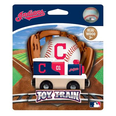 """""""Cleveland Indians Youth Toy Train"""""""