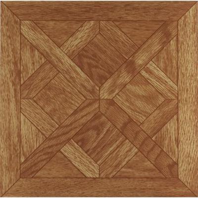 "Tivoli 12"" x 12"" Self Adhesive Vinyl Floor Tile by Achim Home Dcor in Classic Oak"