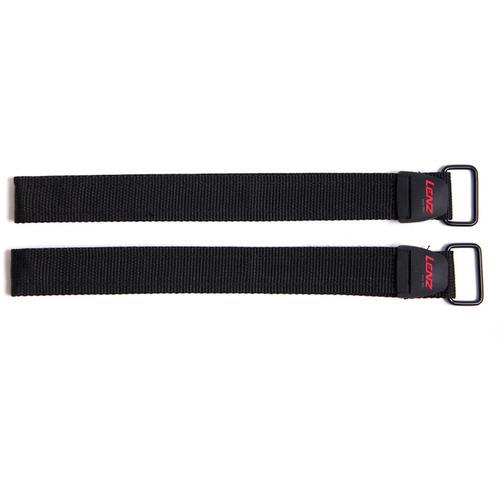 Lenz 1.0 Klettband, schwarz
