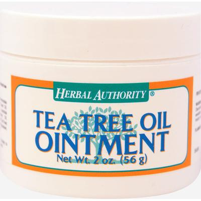 Herbal Authority Tea Tree Oil Ointment-2 oz Ointment