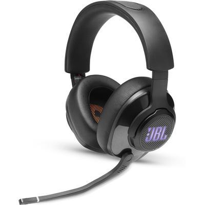 JBL Quantum 400 wired over-ear gaming heaphones (black)