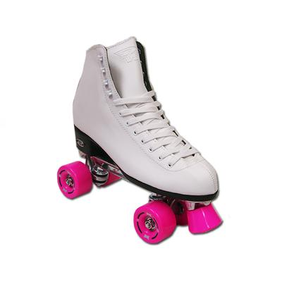 Riedell RW RW Wave Roller Skates - Adult White