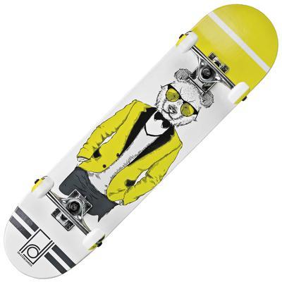Roller Derby Deluxe Series Skateboard Mr Bear