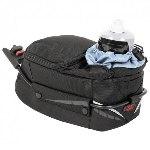 Norco Bags - Ohio Satteltasche SA - Fahrradtasche Gr 6 l schwarz/grau