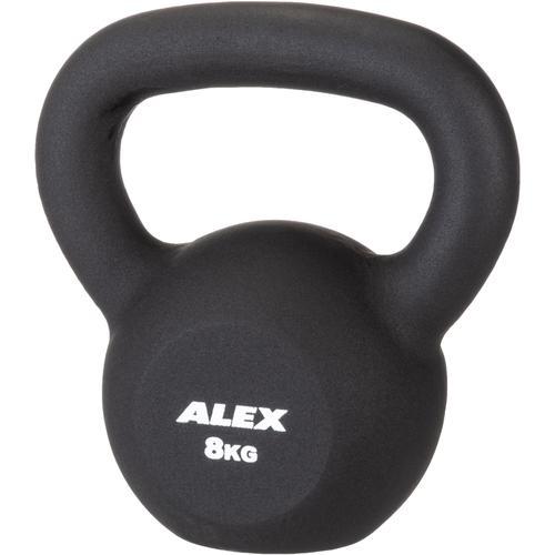 ALEX Hantel in schwarz, Größe 12