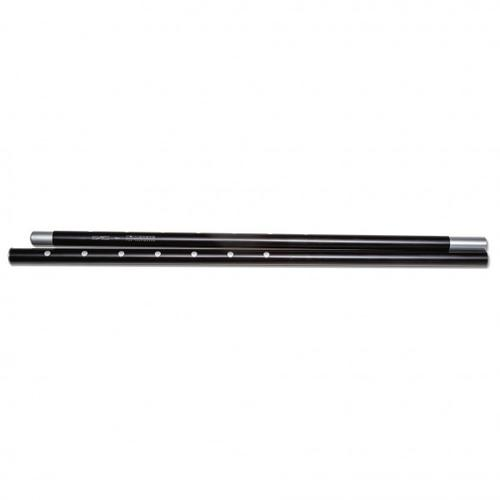 Hilleberg - Tarp Pole - Tarp Gr 124-210 cm x 19,5 mm schwarz/grau