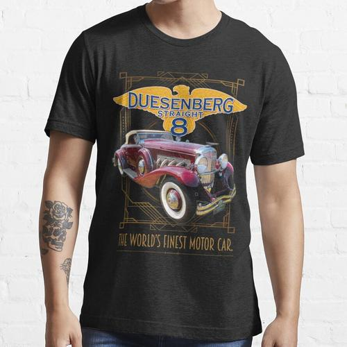 Duesenberg Shirt Duesenberg Tshirt Duesenberg SJ Convertible Essential T-Shirt