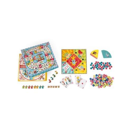 Spiele-Sammlung Carrousel