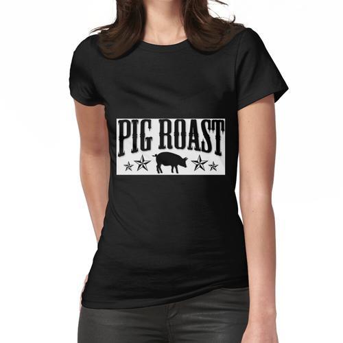 Schweinebraten GERÖSTET Frauen T-Shirt
