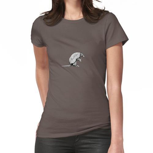 kleines Gürteltier Frauen T-Shirt