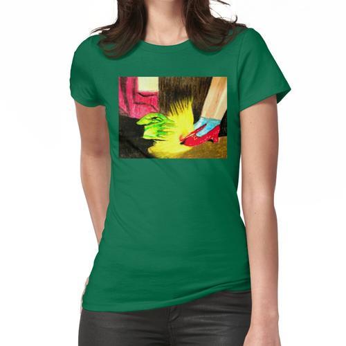OZ DIE RUBY SLIPPERS Frauen T-Shirt