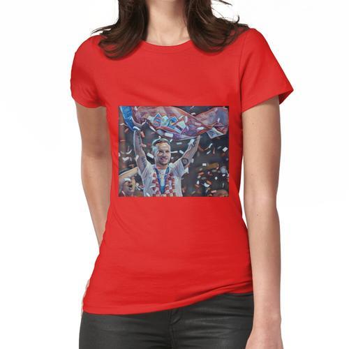 Ivan Rakitic Frauen T-Shirt