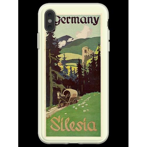 Schlesien ... Schlesien Flexible Hülle für iPhone XS Max