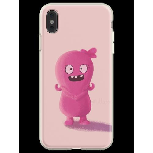 Moxy - UglyDolls Flexible Hülle für iPhone XS Max