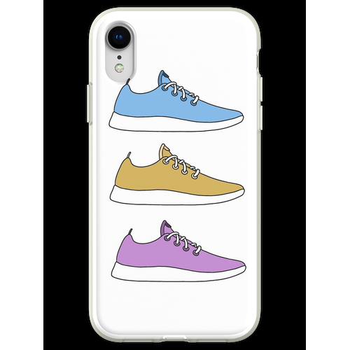 Allbirds Sneakers Flexible Hülle für iPhone XR