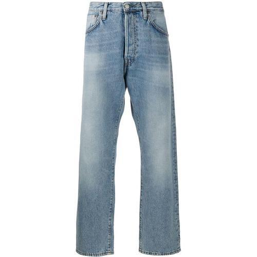 Acne Jeans mit geradem Bein