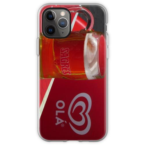 Ola! Sagres Bier Flexible Hülle für iPhone 11 Pro