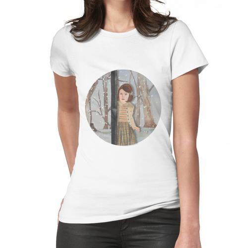 Lucy und die Laterne (Narnia) Frauen T-Shirt