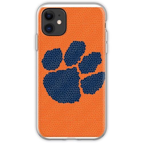 Tigerpfote Flexible Hülle für iPhone 11