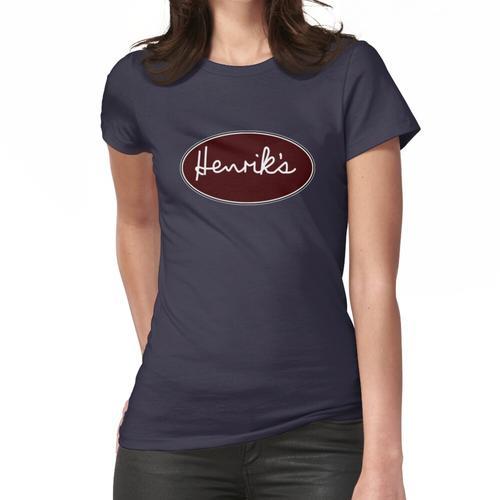 Doctor Who inspiriert - Henricks Logo Frauen T-Shirt
