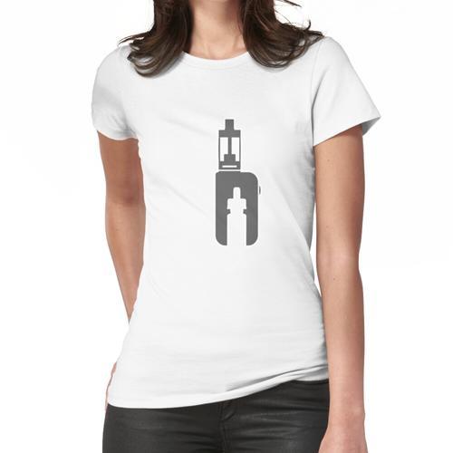 Icon Flasche in Mod Frauen T-Shirt
