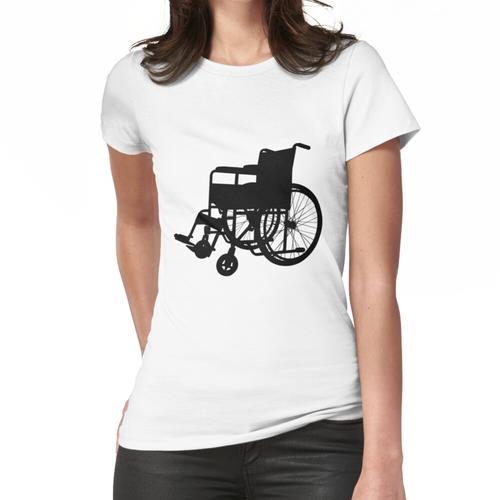 Rollstuhl Frauen T-Shirt