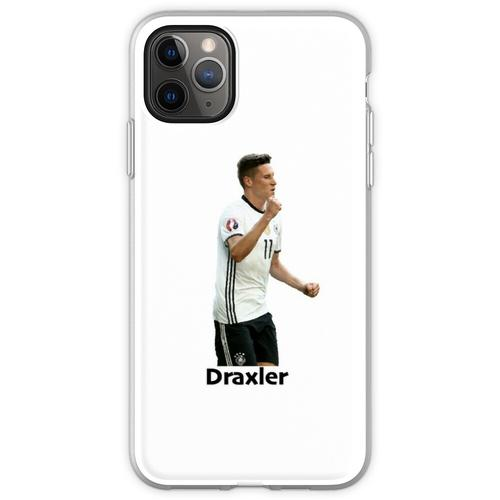 Julian Draxler Flexible Hülle für iPhone 11 Pro Max
