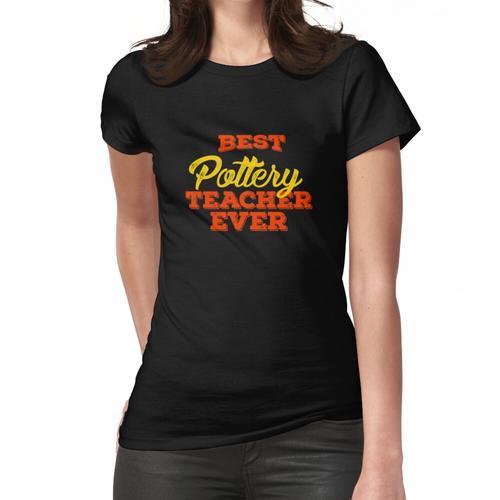 Bester Keramik-Lehrer aller Zeiten, Ton-Keramik, Keramik Frauen T-Shirt