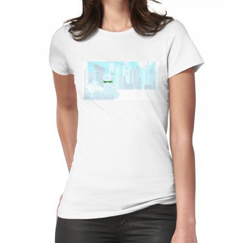 Mojos Morgen Frauen T-Shirt