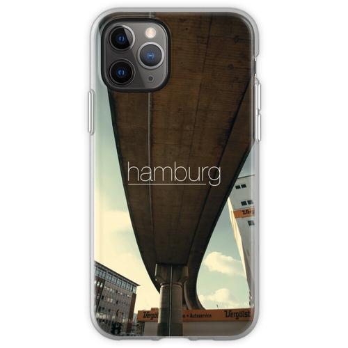 Hamburger Eisenbahn Flexible Hülle für iPhone 11 Pro