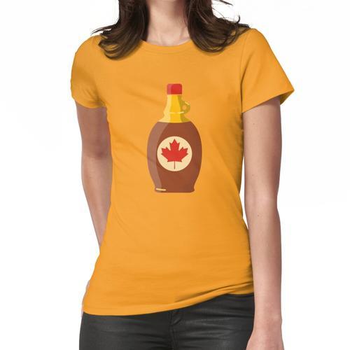 Ahornsirup Frauen T-Shirt