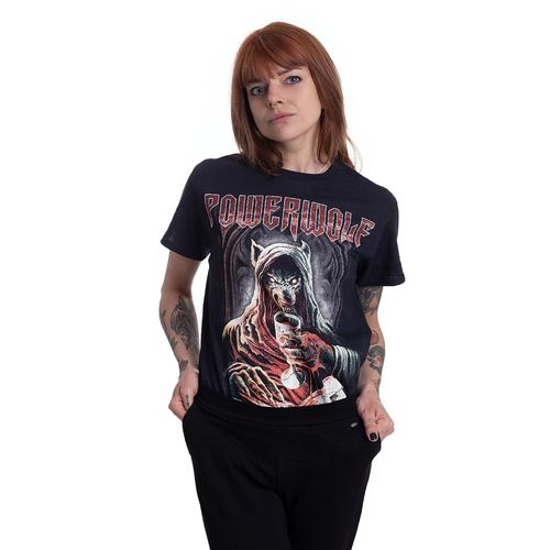 Powerwolf - Your Blood - - T-Shirts