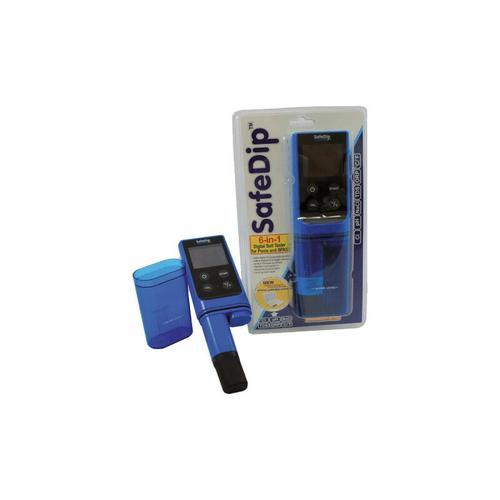 Elektronischer Pool- und Spa-Tester - safedip