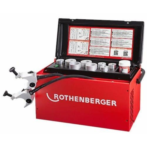 Rothenberger - ROFROST Turbo R290 2 + 8 Ein. 230 V