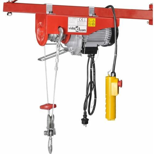 Elektrischer Seilhebezug 1000 W 200/400 kg