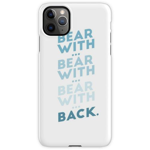 tragen mit ... tragen mit ... v.2 iPhone 11 Pro Max Handyhülle