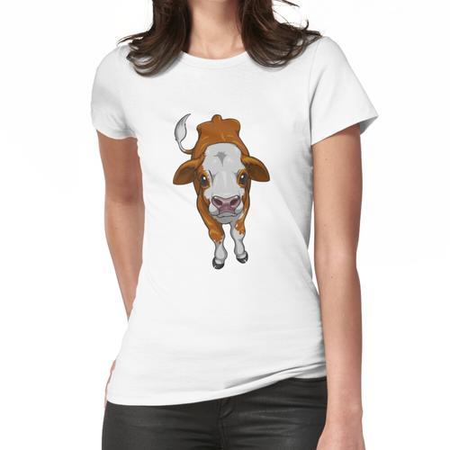 Kalb-Serie - Simmental Frauen T-Shirt