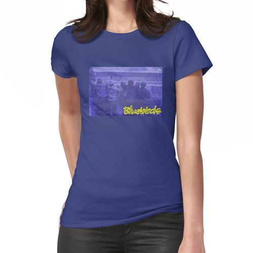 Tribünenwand Frauen T-Shirt