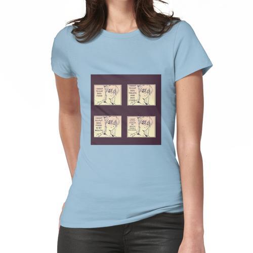 HUNDEFUTTER Frauen T-Shirt
