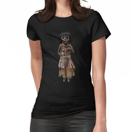 Puppe Horror Frauen T-Shirt