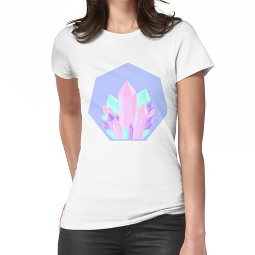 Kristallcluster Frauen T-Shirt