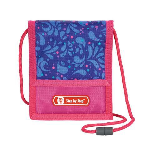 Step by Brustbeutel rosa Kinder Geldbeutel Taschen