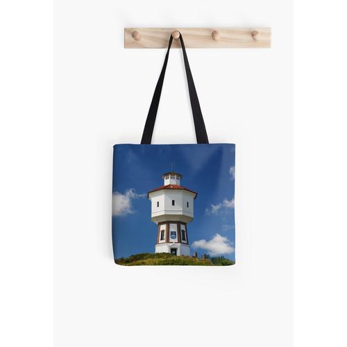 Wasserturm auf Langeoog Tasche