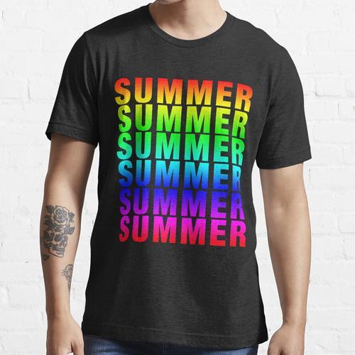 Summer Summer Summer Summer Summer Summer Essential T-Shirt