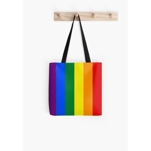 Pride Regenbogenfahne Tasche