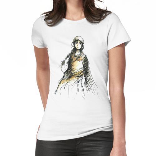 Shenmue - Shenhua Skizze Frauen T-Shirt